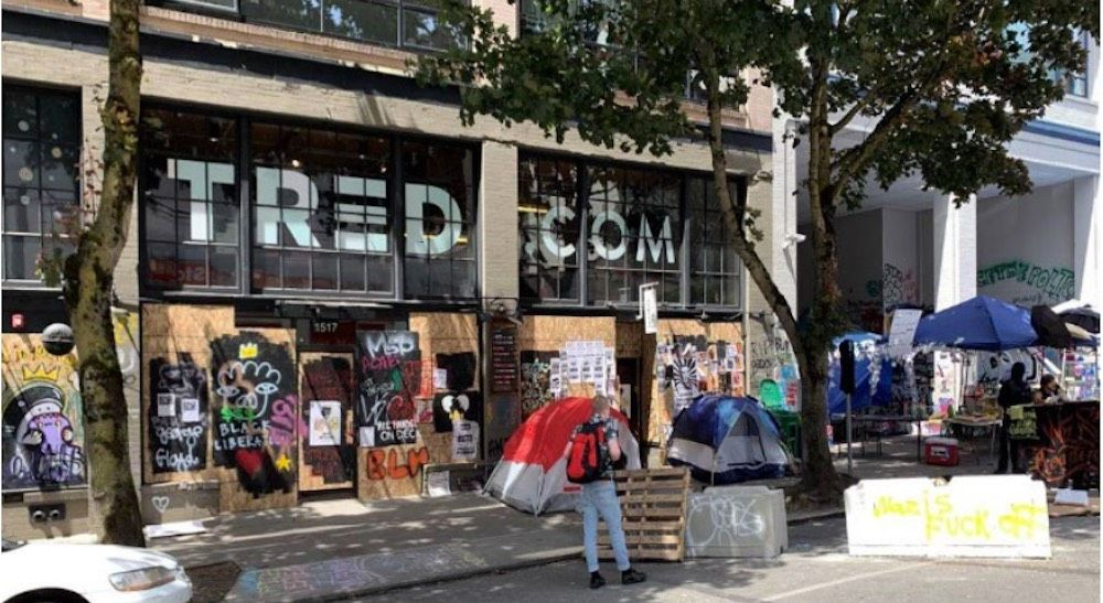 Seattle businesses and residents fight back with major class action lawsuit over autonomous zone