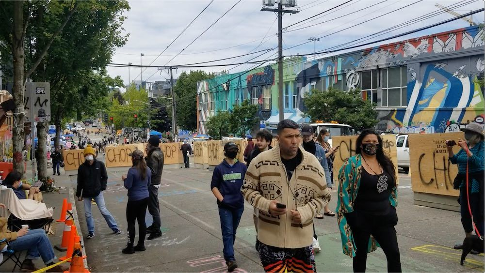 Seattle uses taxpayer dollars to appease armed occupiers