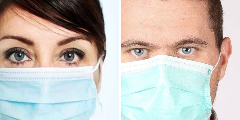 County orders white people to wear face masks but exempts others