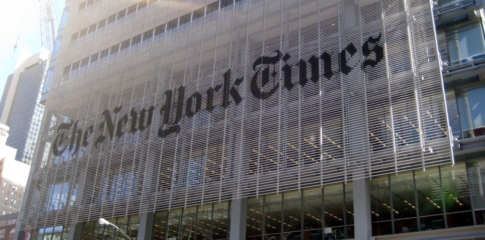 New York Times exposes own bias by reporting urban legend as reality