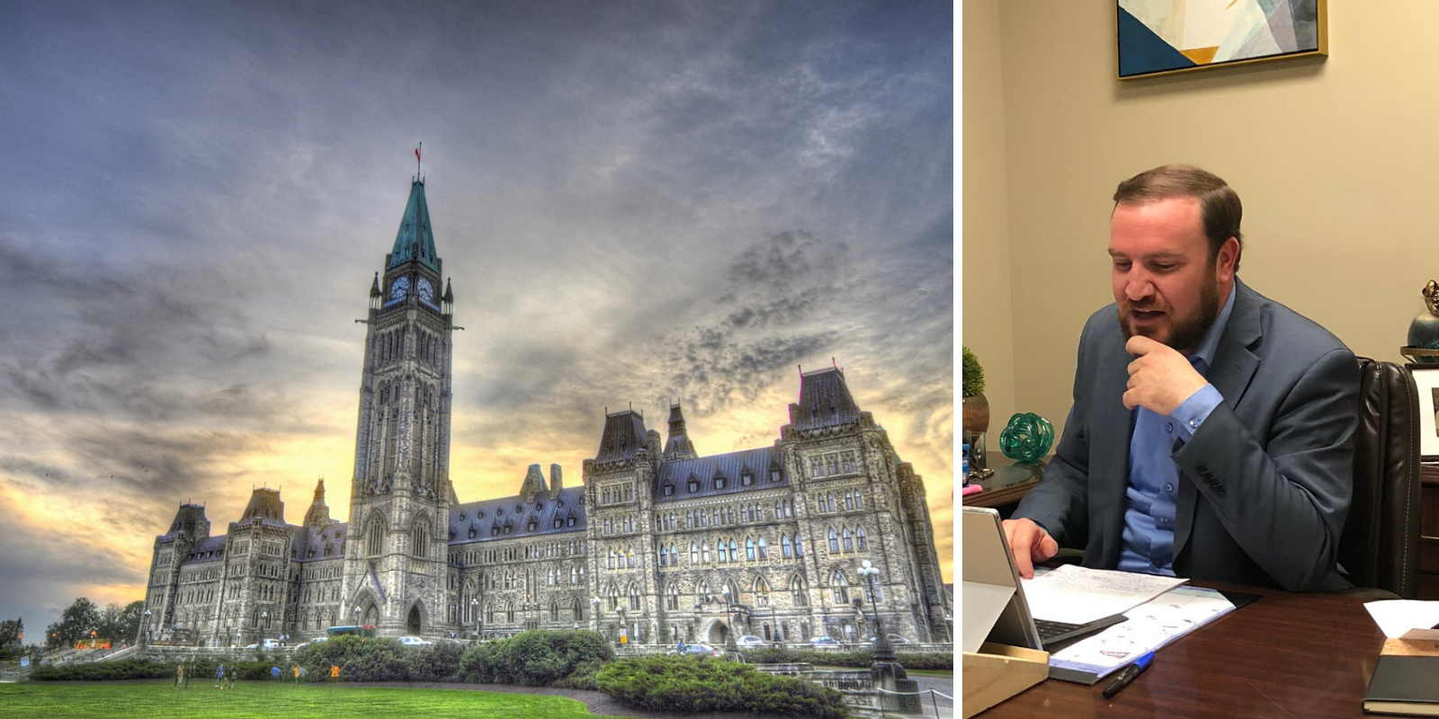 Conservative MPs outraged by $3.04 BILLION Parliament Hill renovation
