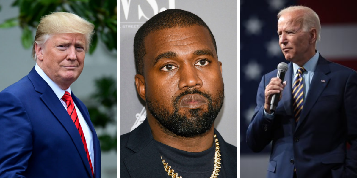 Kanye West on his plans for the presidency