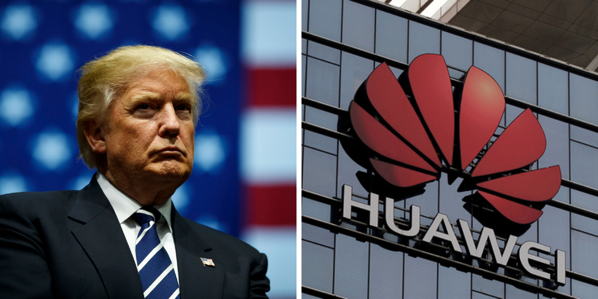 Trump administration to bar US-contracted companies from using Huawei products