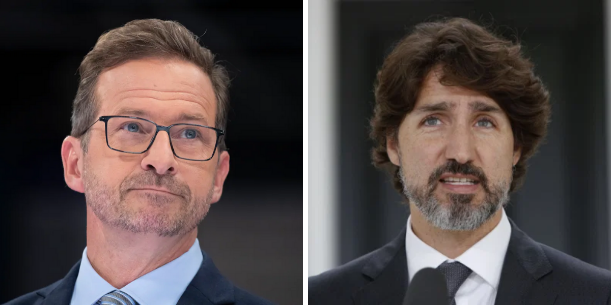 Bloc Quebecois leader calls for Trudeau to step aside amid ethics investigation