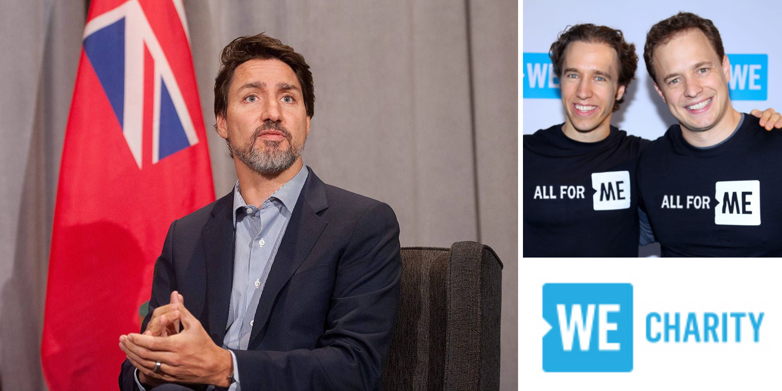 WE accused of giving personal data to Trudeau Liberals before 2015 election
