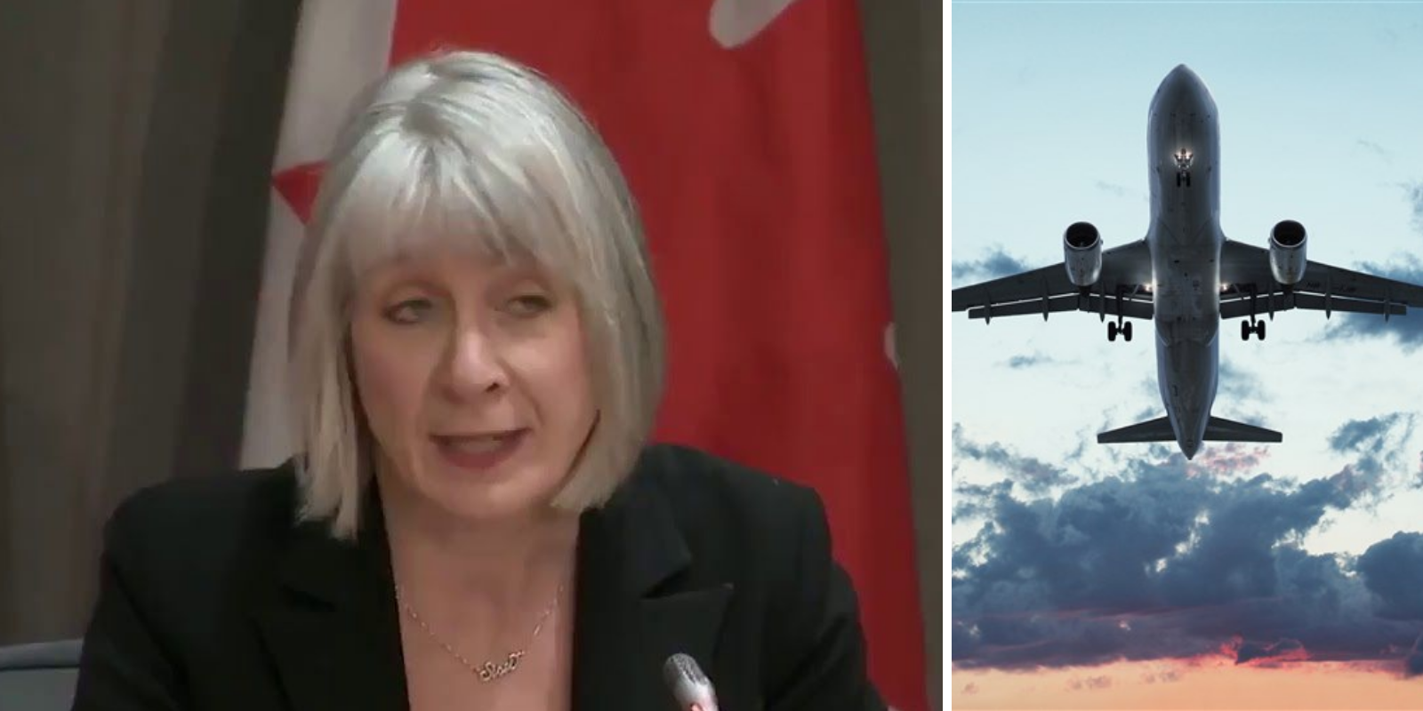 Trudeau health minister broke her own rules to fly across Canada