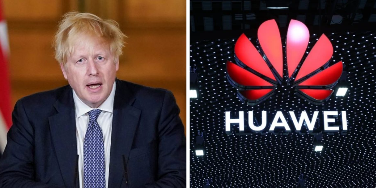 Huawei 5G to be removed from UK by 2027