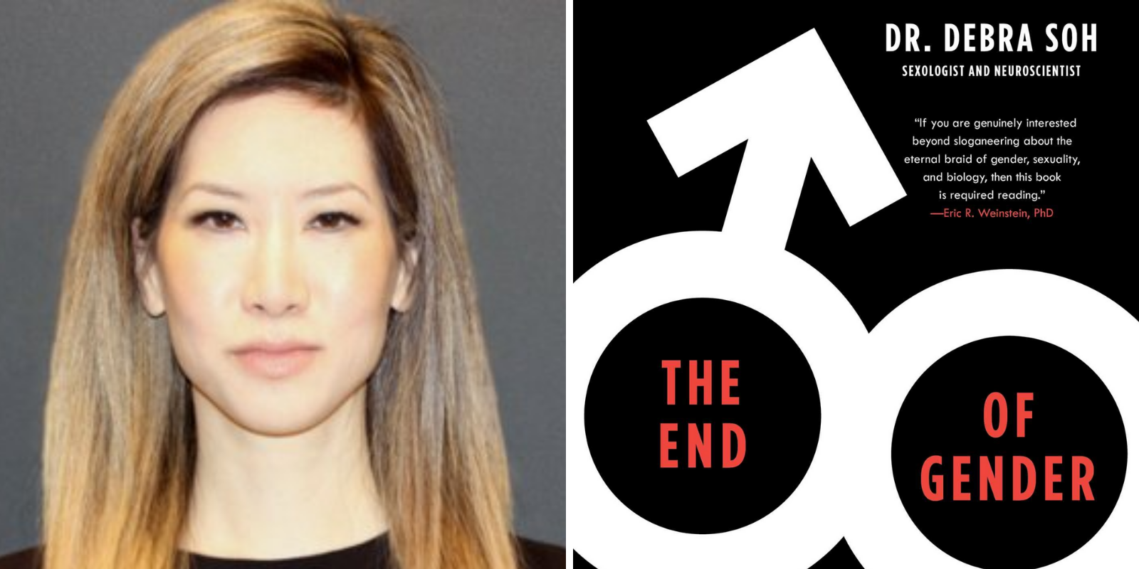 REVIEW: The End of Gender by Debra Soh