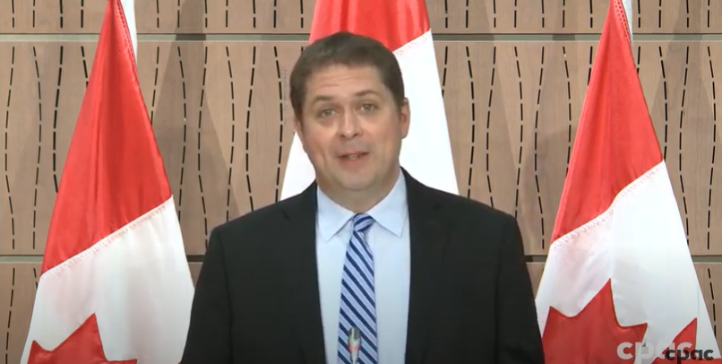 BREAKING: Scheer SHREDS Trudeau for taking personal day during WE Charity scandal, avoiding House of Commons