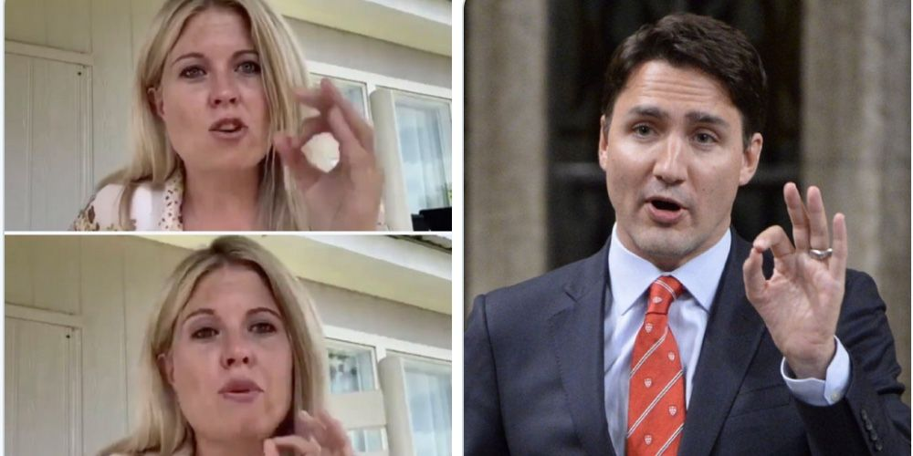Unhinged Twitter users falsely claim Conservative MP made 'white power' OK sign
