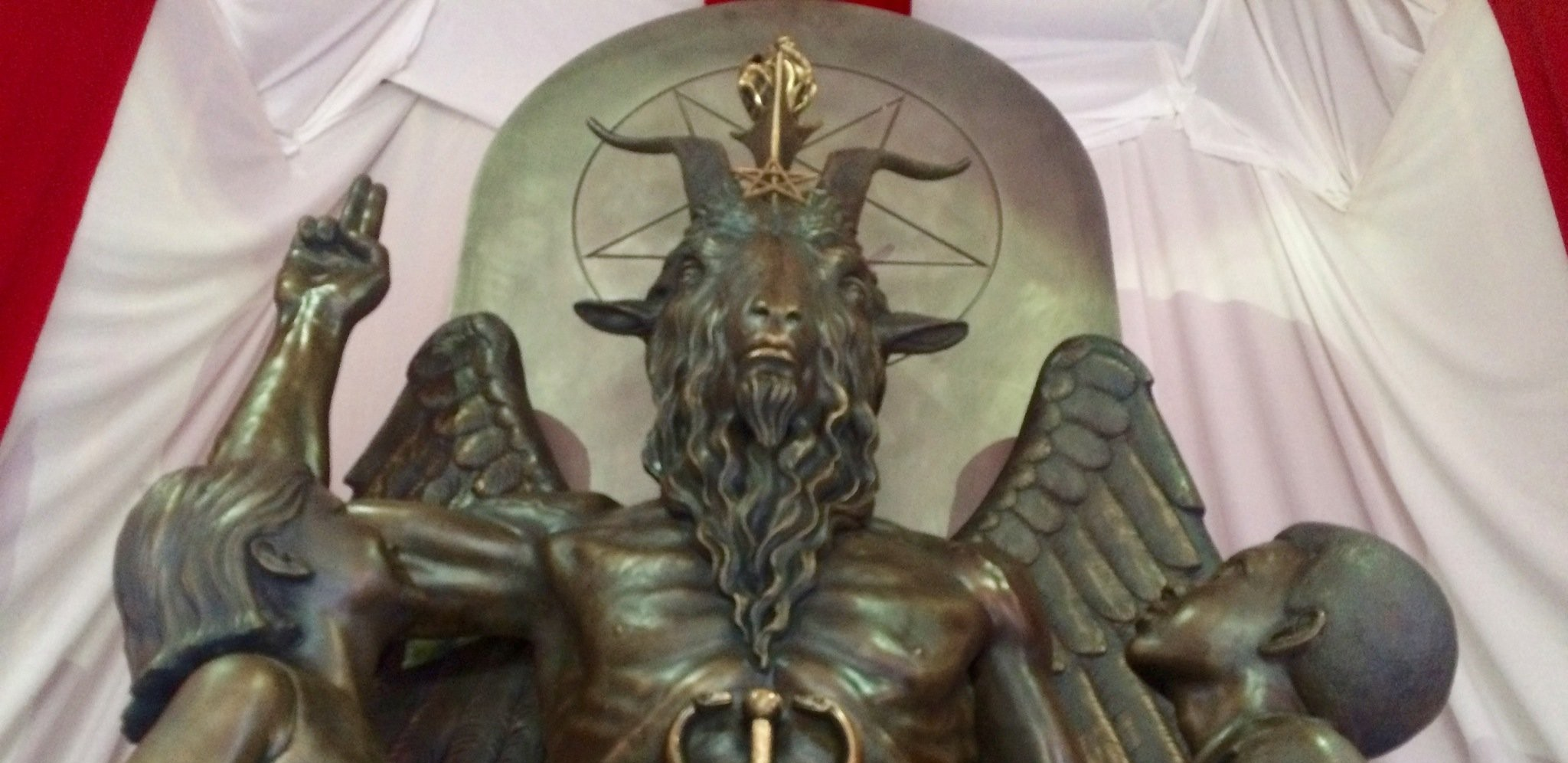 Satanic Temple to sue Mississippi if God is printed on redesigned state flag