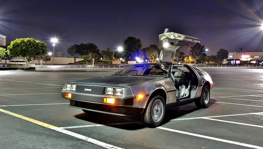 Now's your chance to buy the Batmobile, the Ghostbusters car, or the DeLorean from 'Back To The Future'