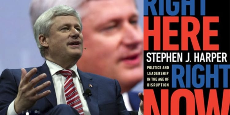 We will hear about Stephen Harper until the end of time