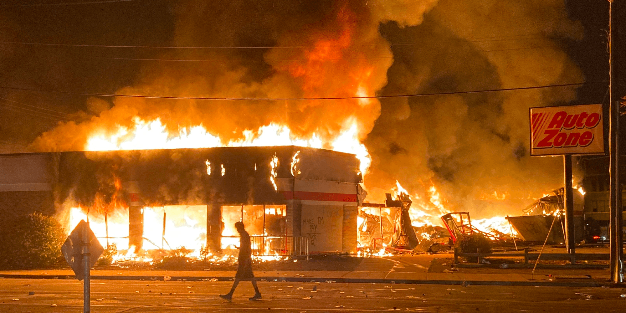 Federal government refuses to give $500m in disaster relief funds to Minnesota following riots