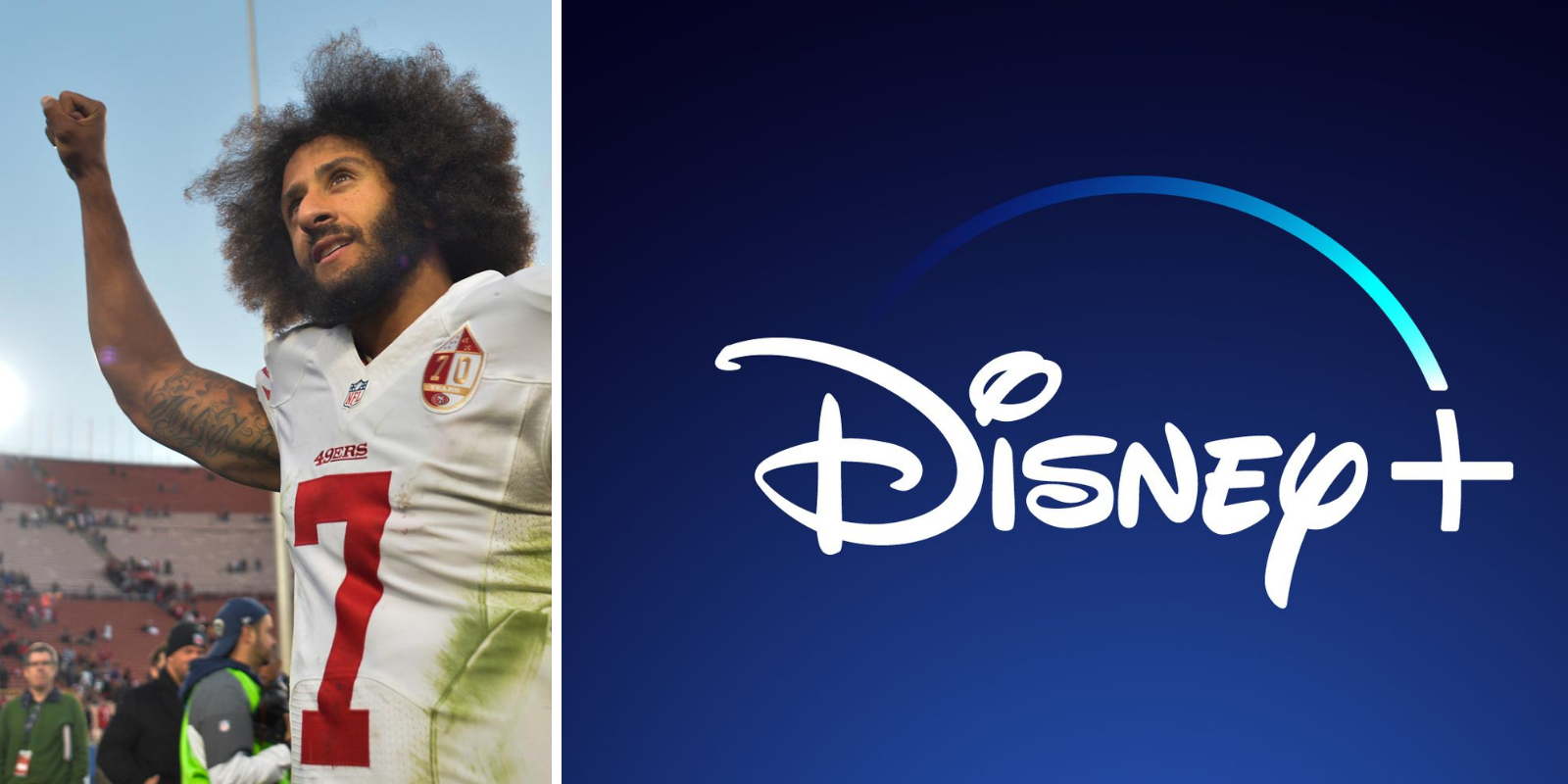 Disney rewards Colin Kaepernick's anti-Americanism with new 'social justice' docuseries
