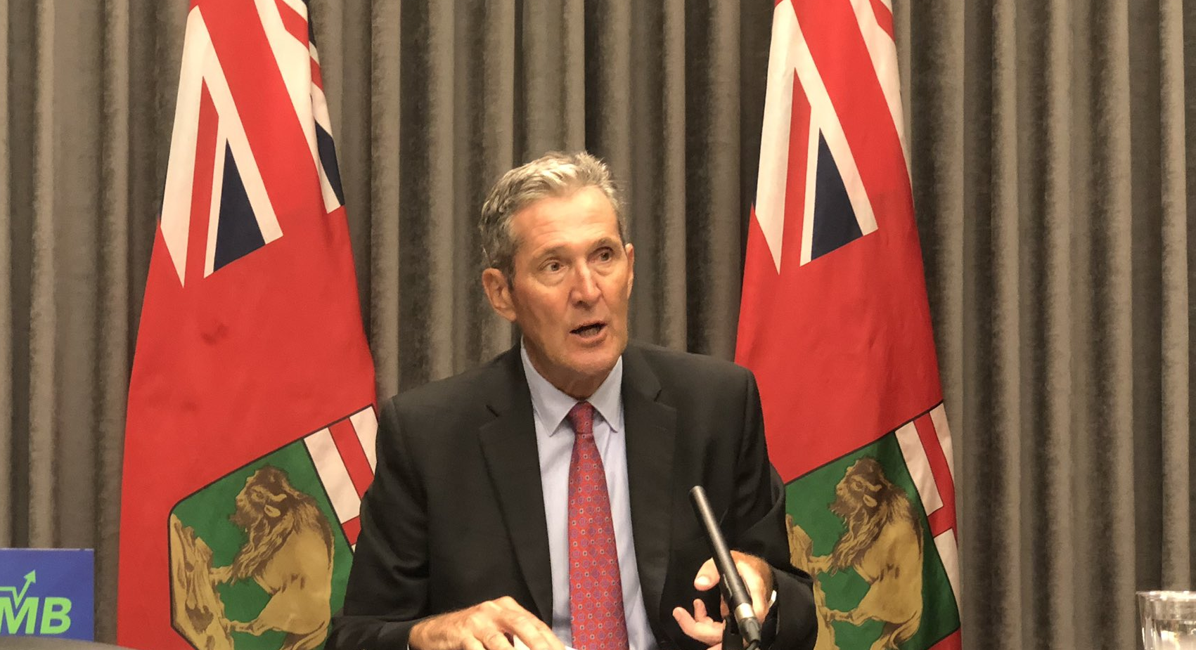 Conservative premier calls for phasing out of CERB