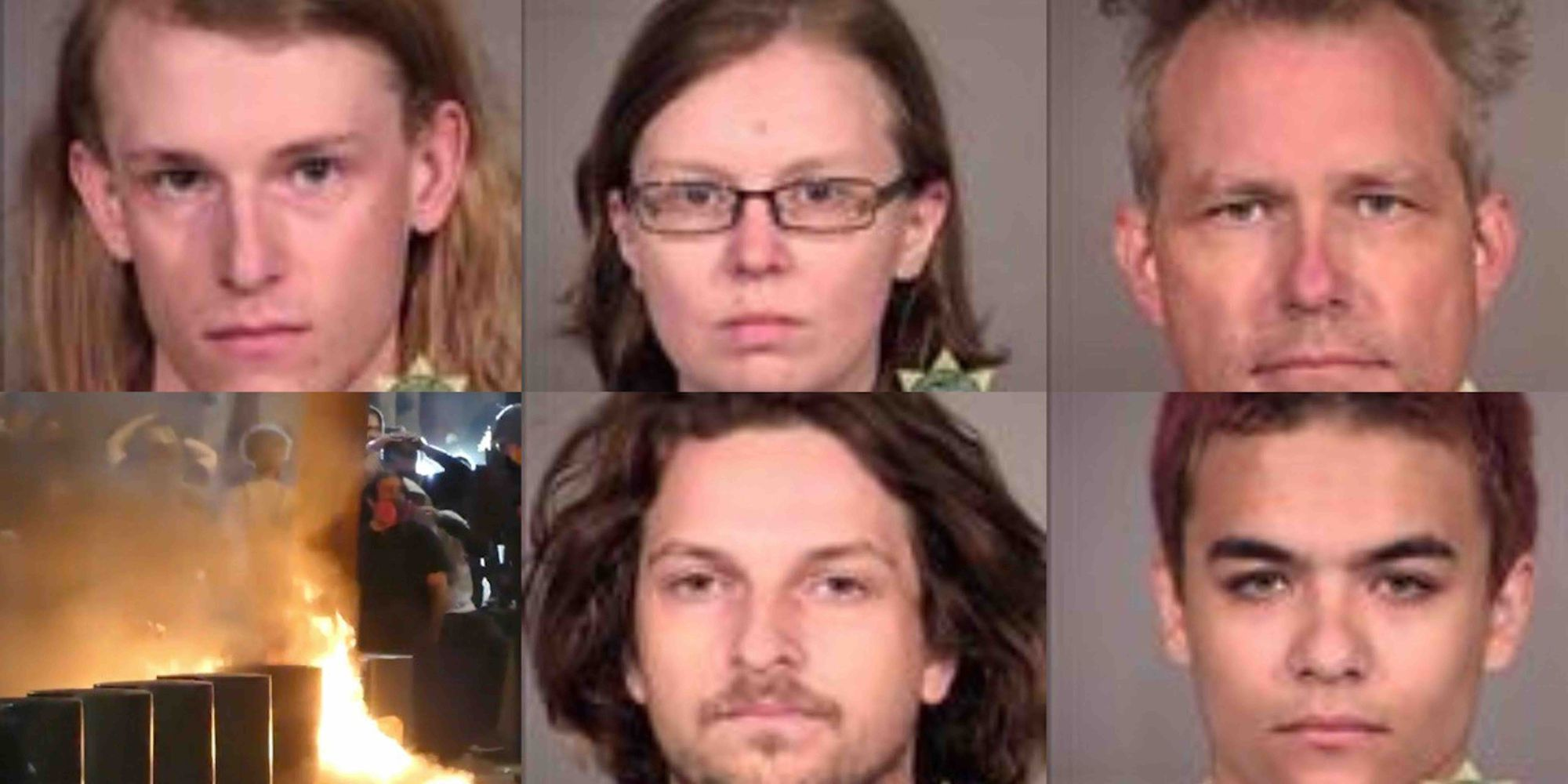 Two attorneys among group arrested by feds at Portland Antifa riot