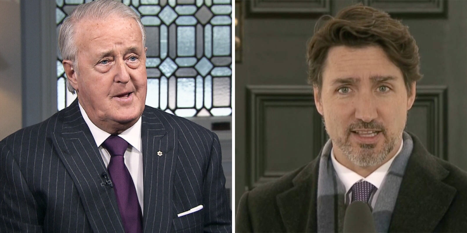Brian Mulroney tells Trudeau to rethink Canada's relationship with China