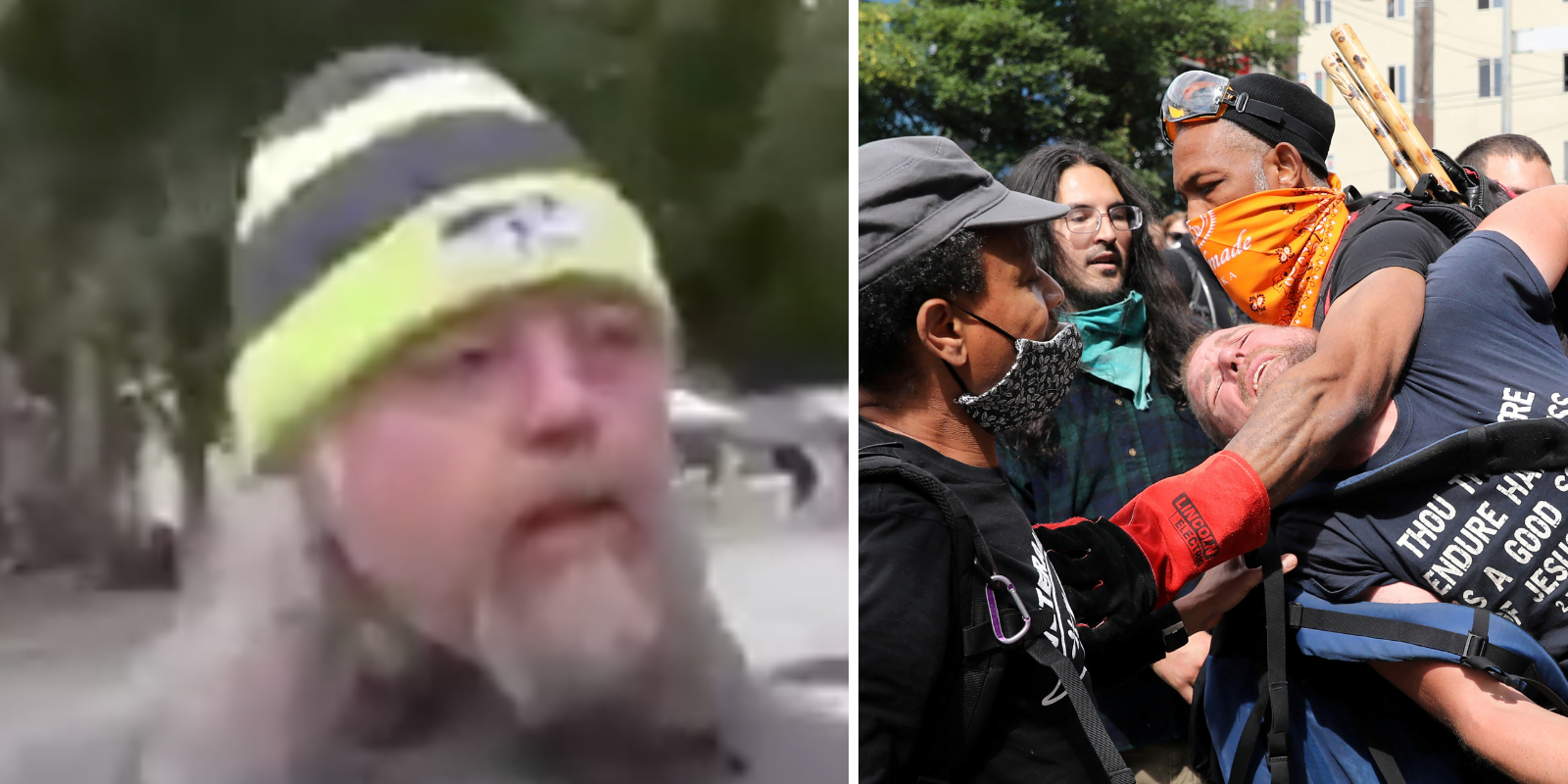 'I don't want to get killed by these Antifa people': Seattle resident speaks out about life in occupied zone