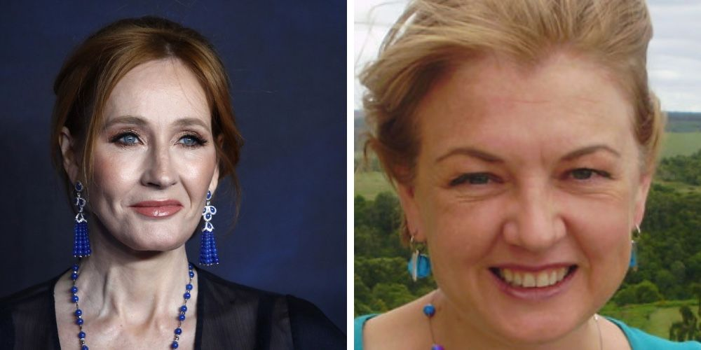 Standing up for JK Rowling gets YA author Gillian Philip cancelled