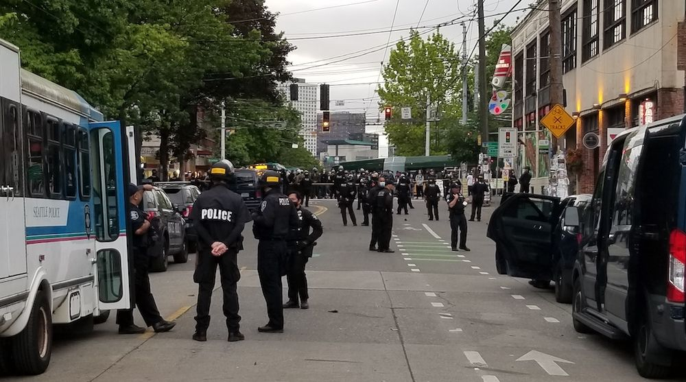 Seattle's Capitol Hill is liberated from violent occupation