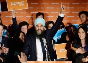 Jagmeet Singh wins House of Commons seat in Burnaby South