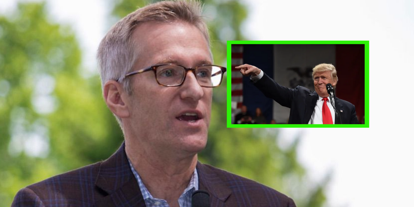 Trump once again tries to stop violent rioting in Portland as mayor pretends it's not happening