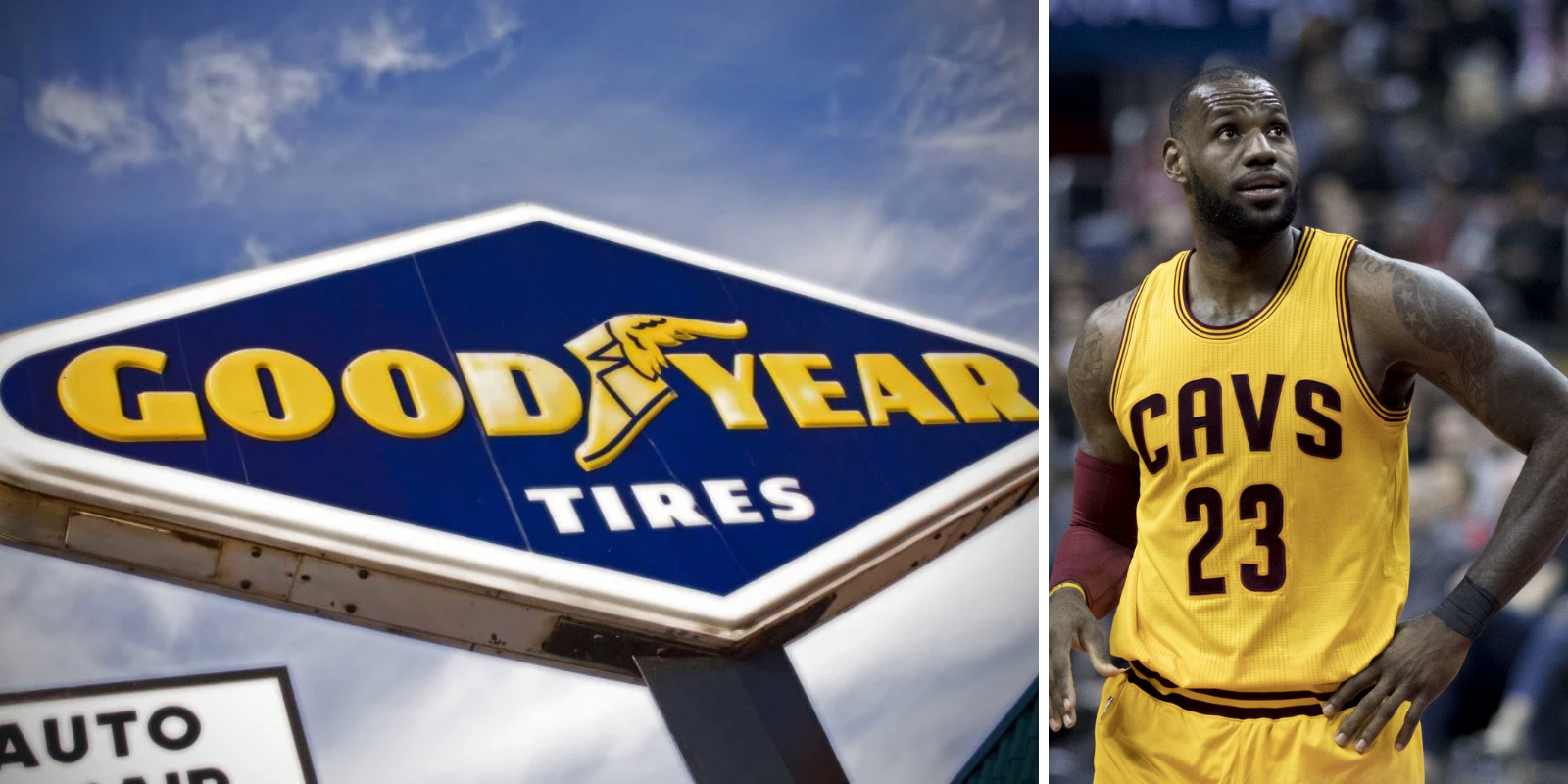 LeBron James weighs in on Goodyear controversy: 'We don't bend, fold or break for nobody' (except China)