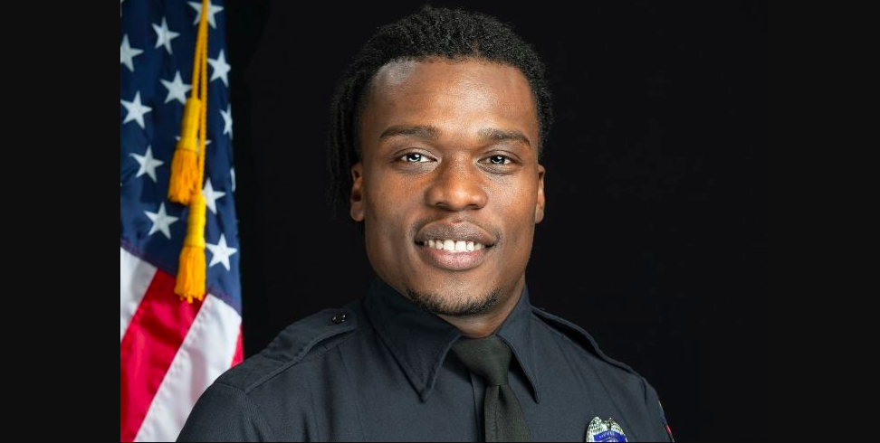 BLM mob shoot at Wisconsin cop and physically assault him