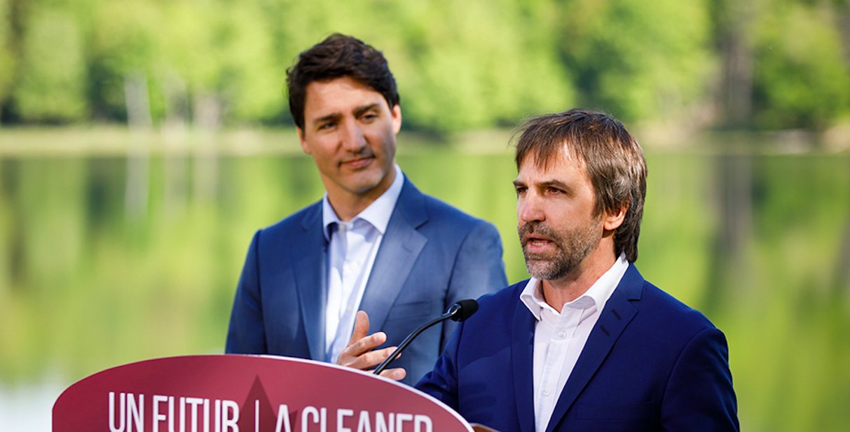 EXCLUSIVE: Trudeau gov't gave $20 million to company that paid Liberal minister
