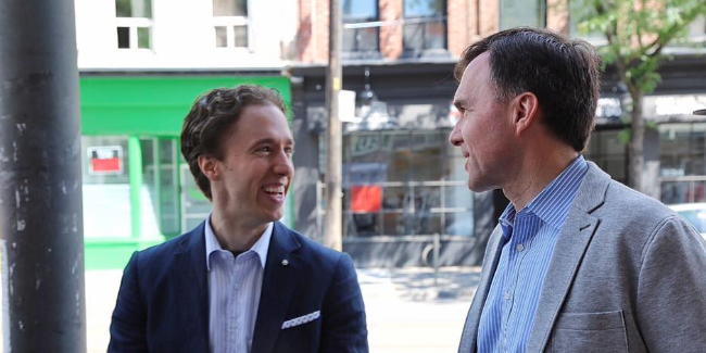 Government emails reveal personal ties between Morneau and WE Charity founder
