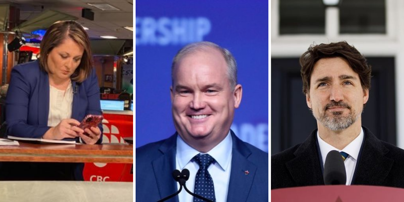 CBC has a real conflict of interest in covering Erin O'Toole—will they do Trudeau's bidding again?