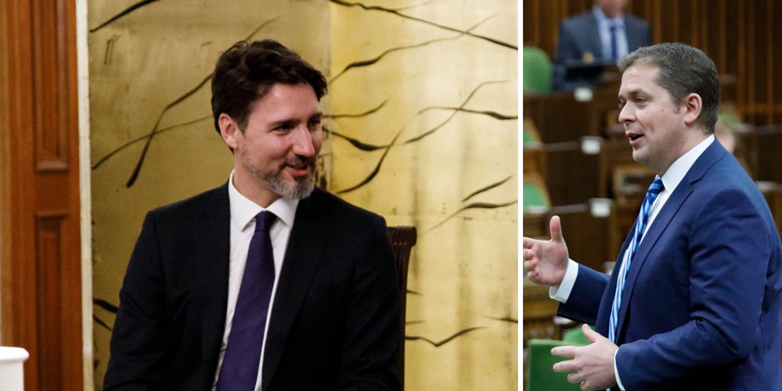 Trudeau skips Scheer's last day as Opposition Leader in House, repeating election night snub
