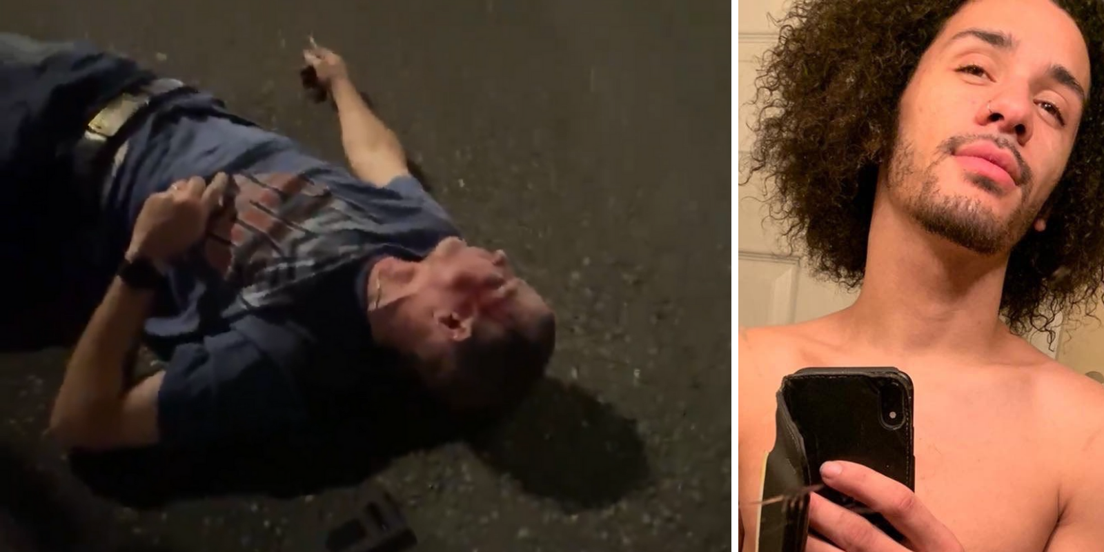 WATCH: BLM rioters beat civilians in Portland streets, leave man bloodied and unresponsive