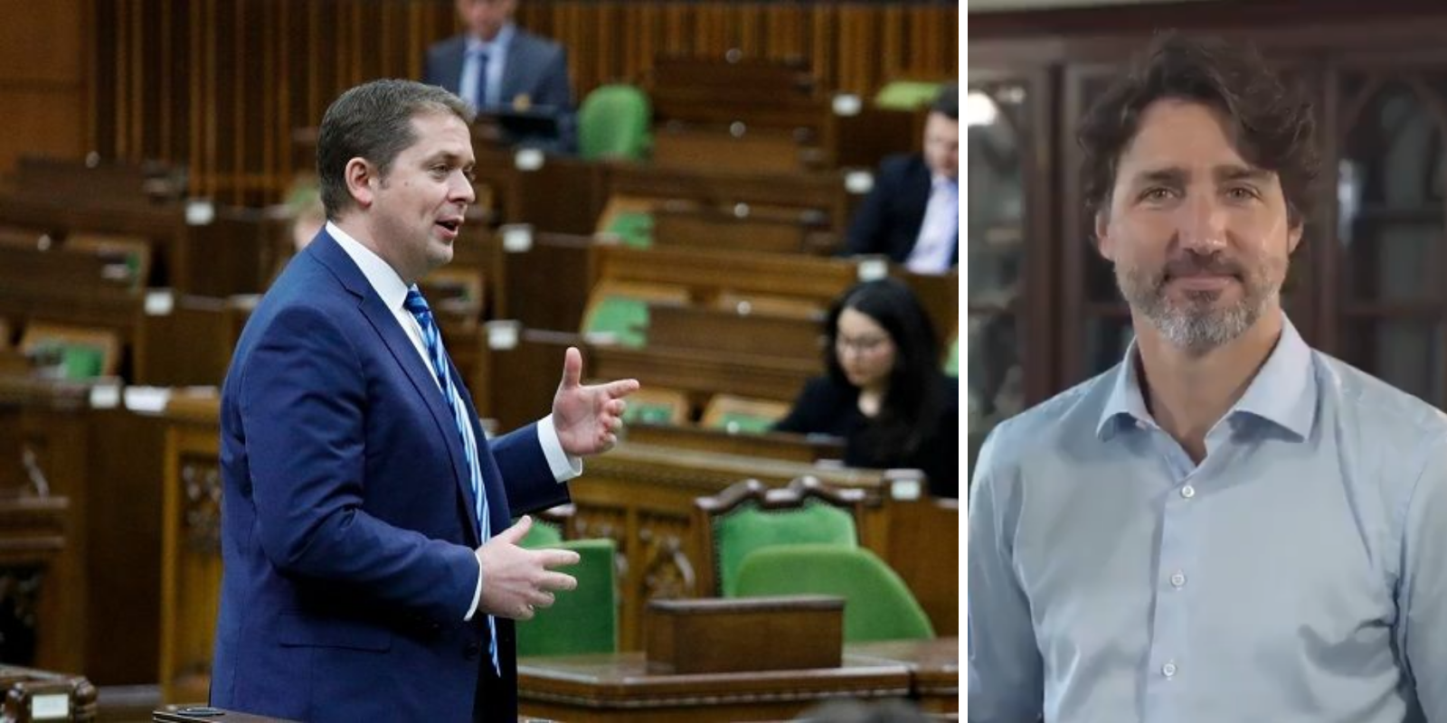 'Corruption, chaos, and cover-ups': Scheer calls out Trudeau's 'disgusting' attempt to mask his corruption