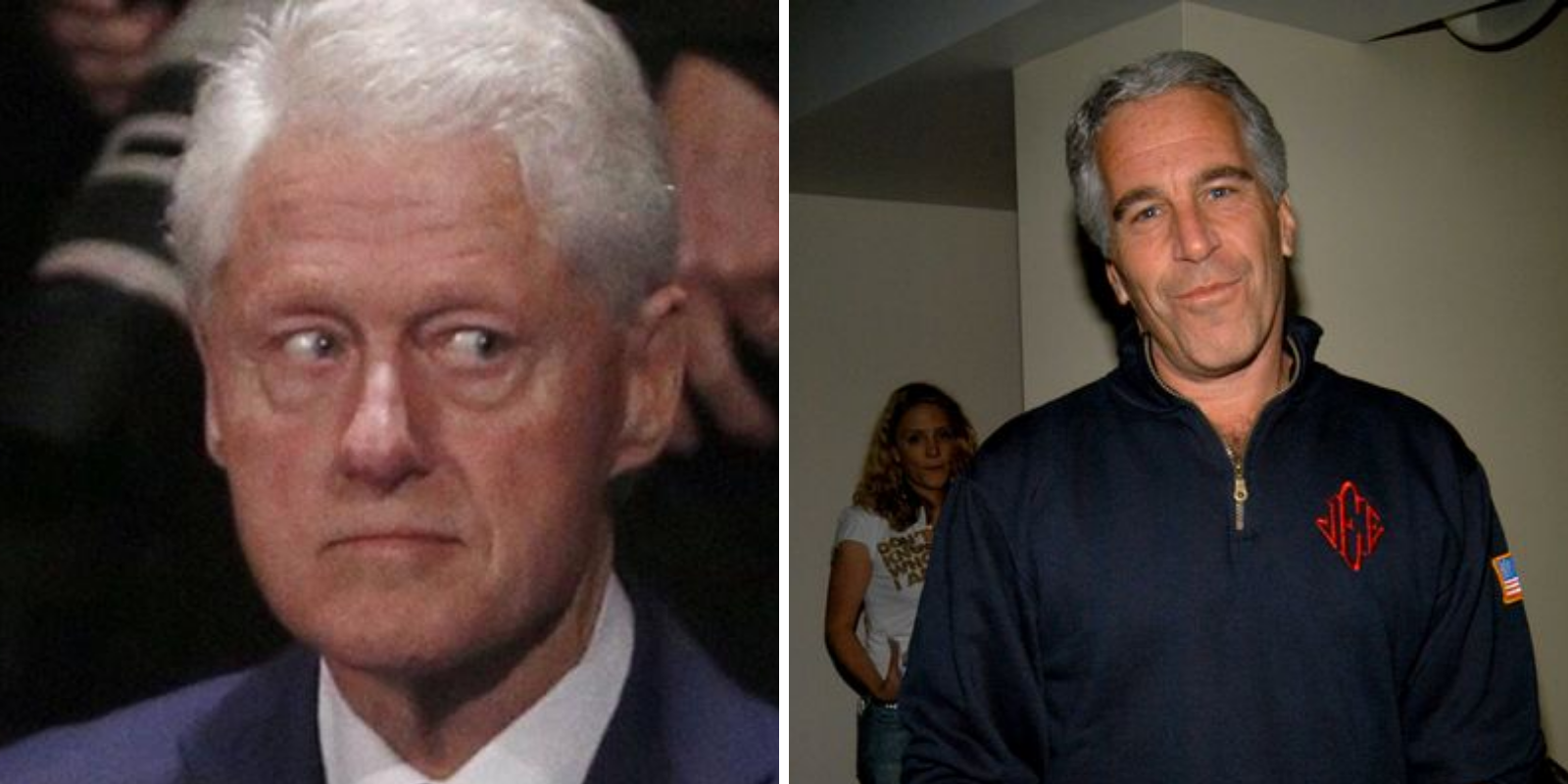 Why are liberal media outlets completely ignoring Epstein revelations involving Bill Clinton?