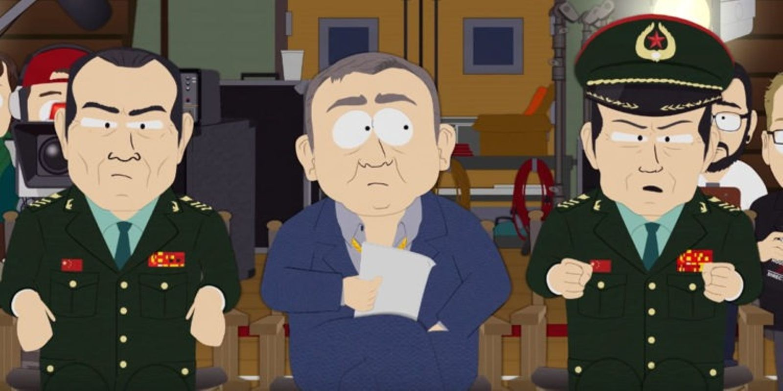 South Park episode 'Band in China' gets South Park banned in China