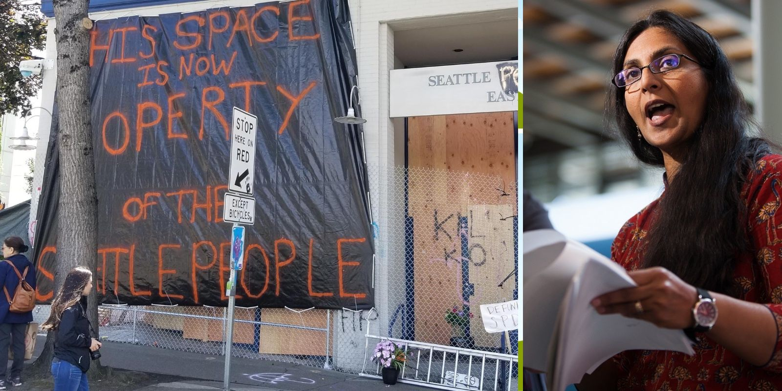 Seattle city council supported 'occupied zone' despite residents' persistent complaints