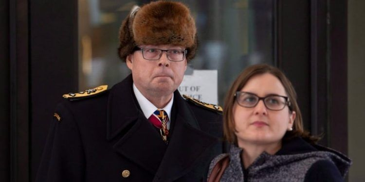 New accusations of political interference surface against the PMO in trial of a suspended Vice-Admiral