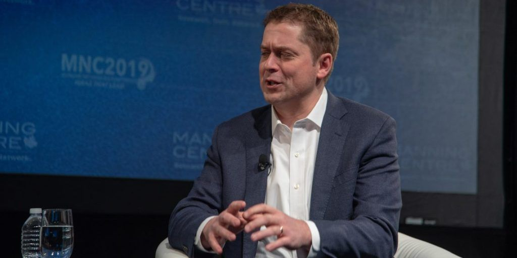 "Scheer calls Trudeau ""hypocrite,"" shuns Liberal motion on declaring ""climate emergency"""