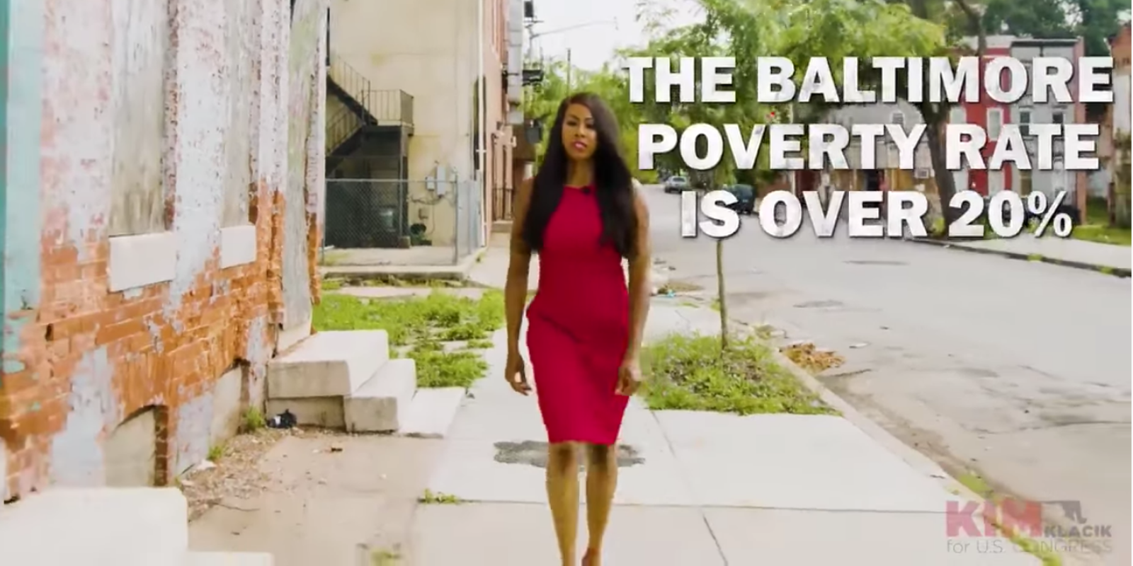 EXCLUSIVE: Black Republican congressional candidate Kimberly Klacik speaks out after viral video