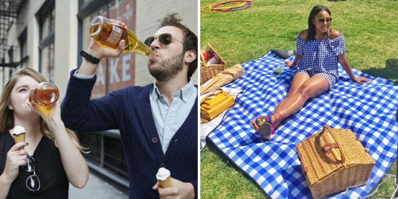 Could there be a constitutional right to drink in parks?