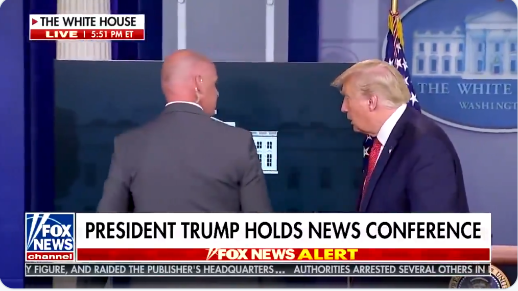 BREAKING: Secret service shoots armed suspect at the White House