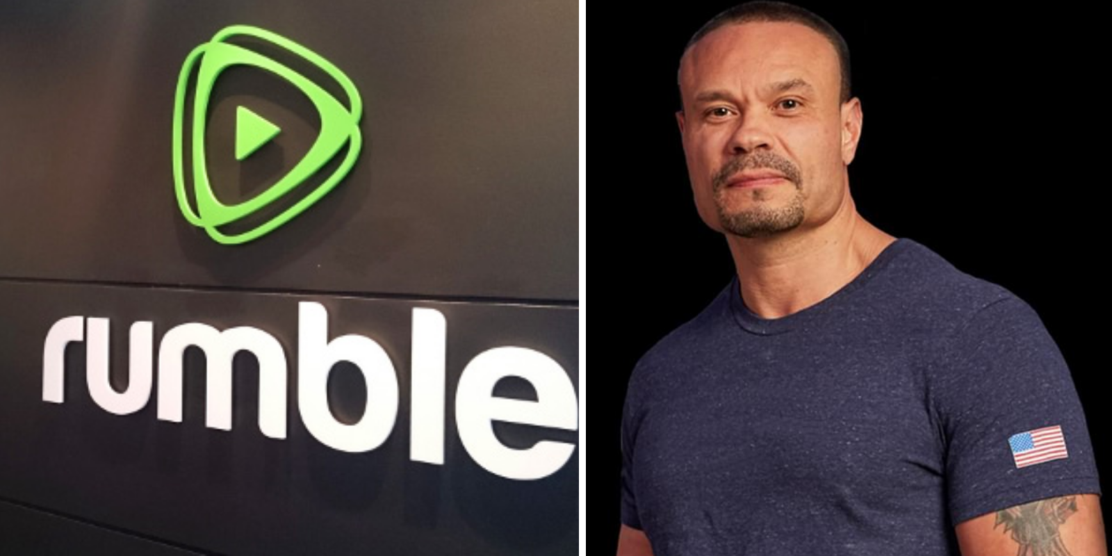 Dan Bongino becomes part-owner of Rumble, a free-speech friendly alternative to YouTube