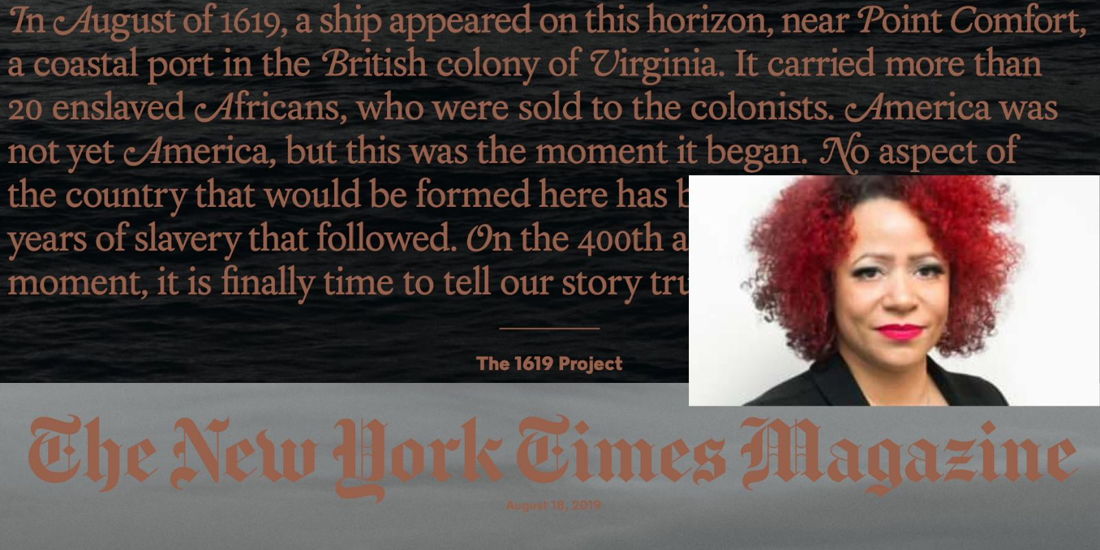 As The New York Times deletes portions of the '1619 Project,' its creator deletes her tweets