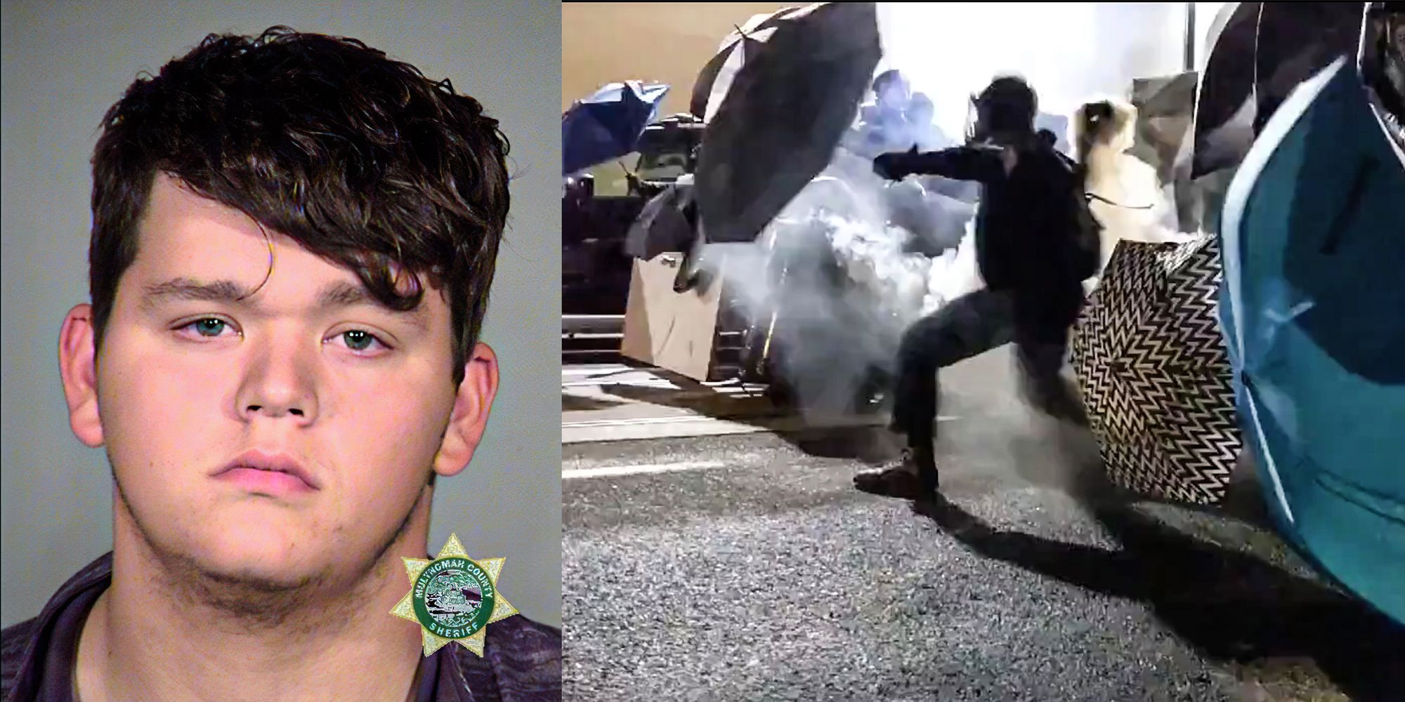 Illinois man arrested by feds in Portland came 'to wreak havoc' at riots, says prosecutor