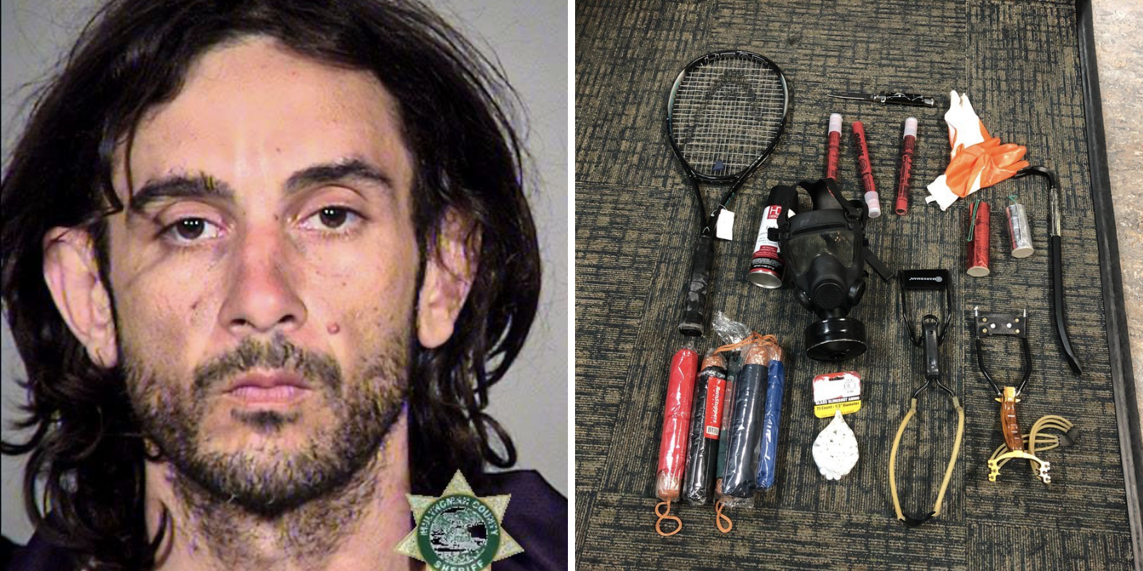 DOJ charges Seattle man for injuring Portland Fire and Rescue medic at Antifa riot