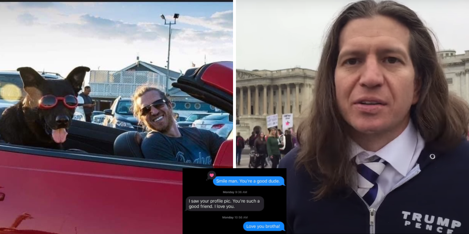 EXCLUSIVE: Friend of Jake Gardner reveals his last messages before his suicide, calls out left-wing mob who doxxed and defamed him