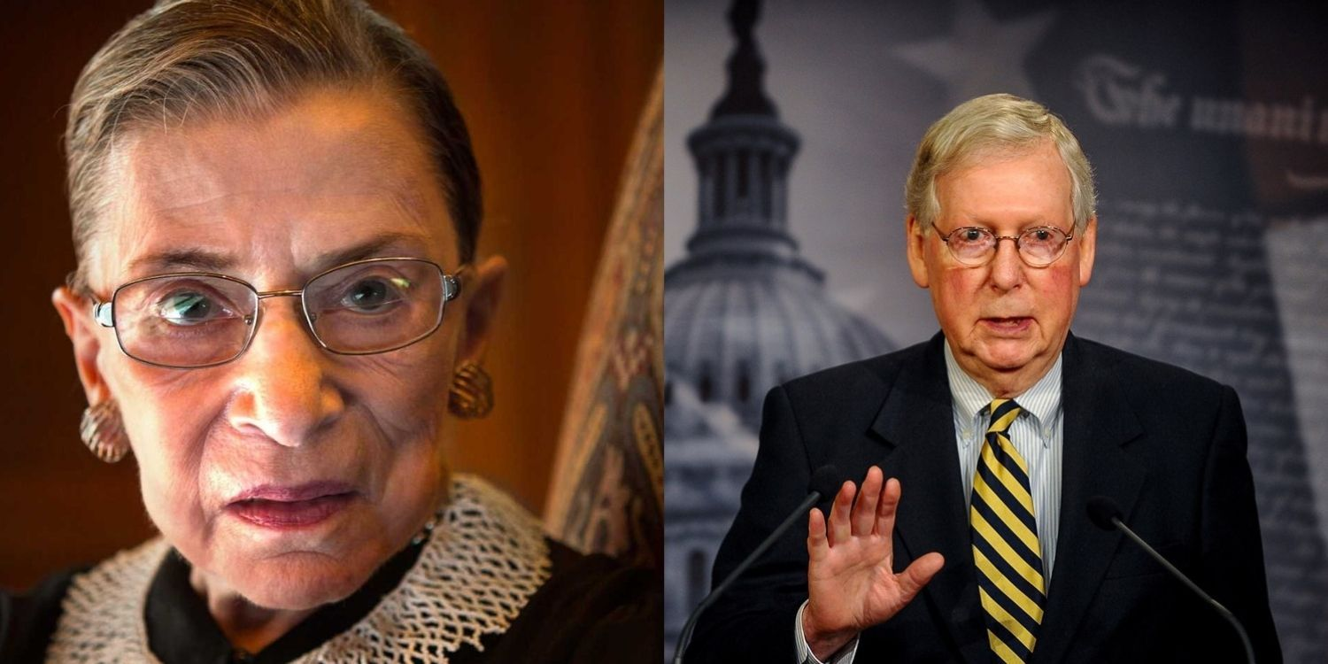 BREAKING: Mitch McConnell confirms Senate will vote on new SCOTUS nominee