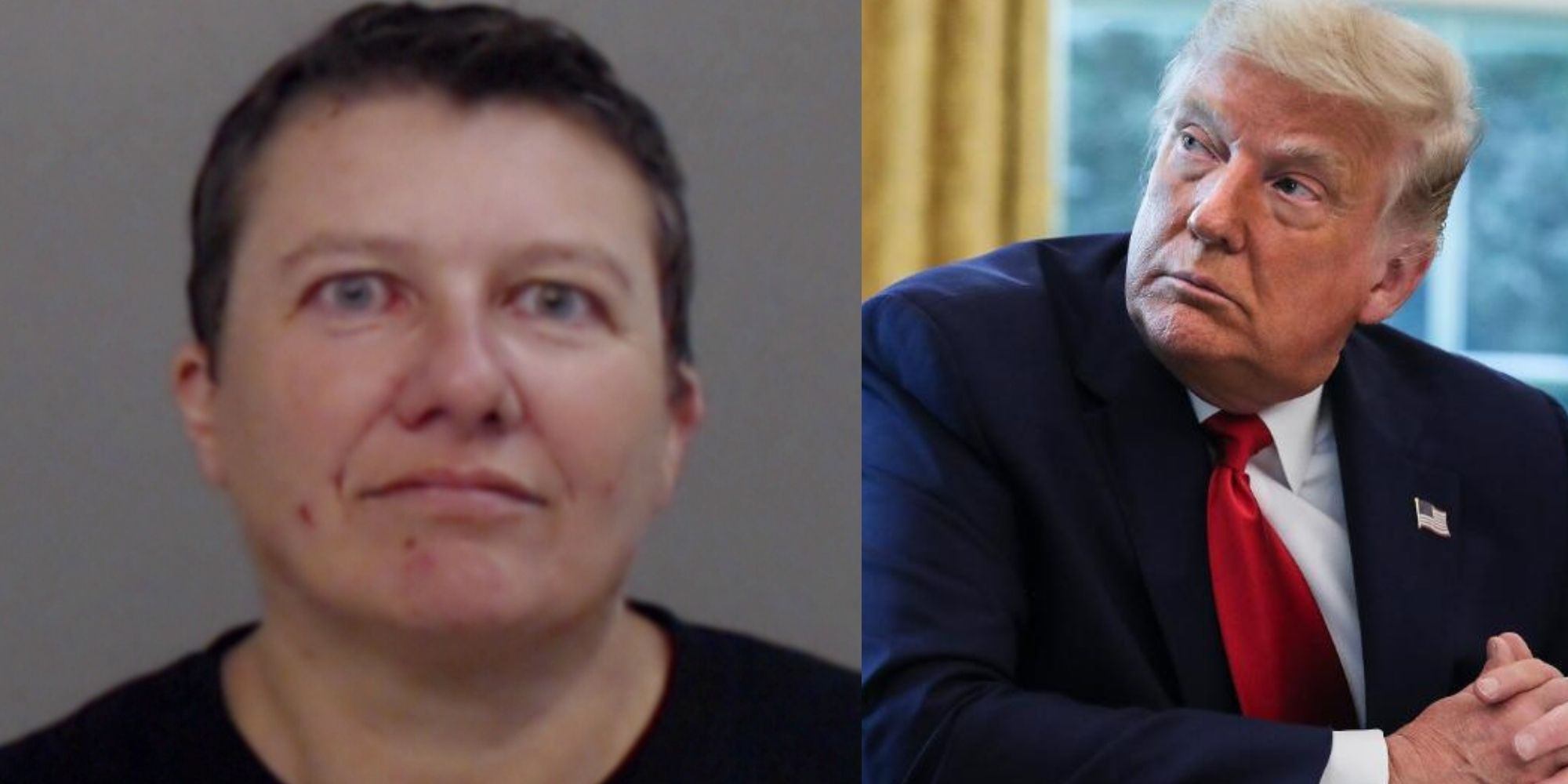 Details emerge about the Quebec woman alleged to have mailed a poison letter to Trump